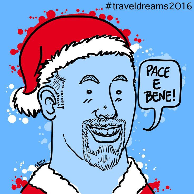 Se non fossero così, che #traveldreams2016 sarebbero?