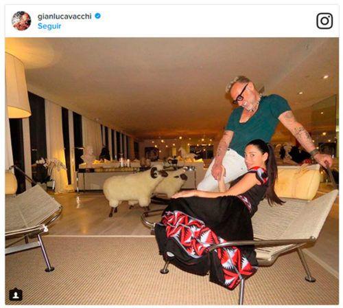 El millonario y sexy italiano ya no tiene pareja de baile. La razón soprendió a todos.