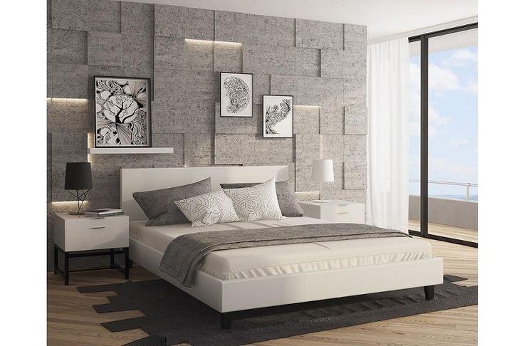 #bedroom #inspration #simple #white #minimalism #nordic #scandinavian