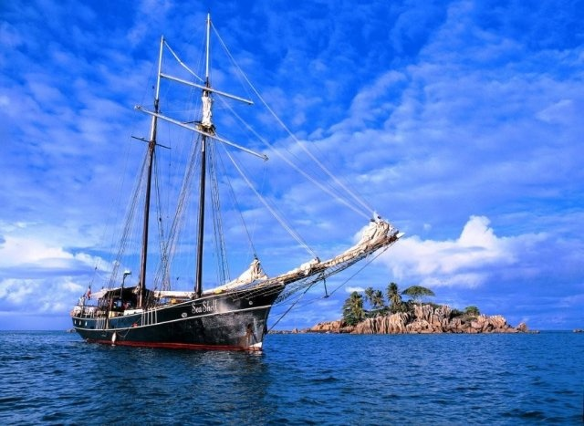 Croisière Sea shell Seychelles | Flickr