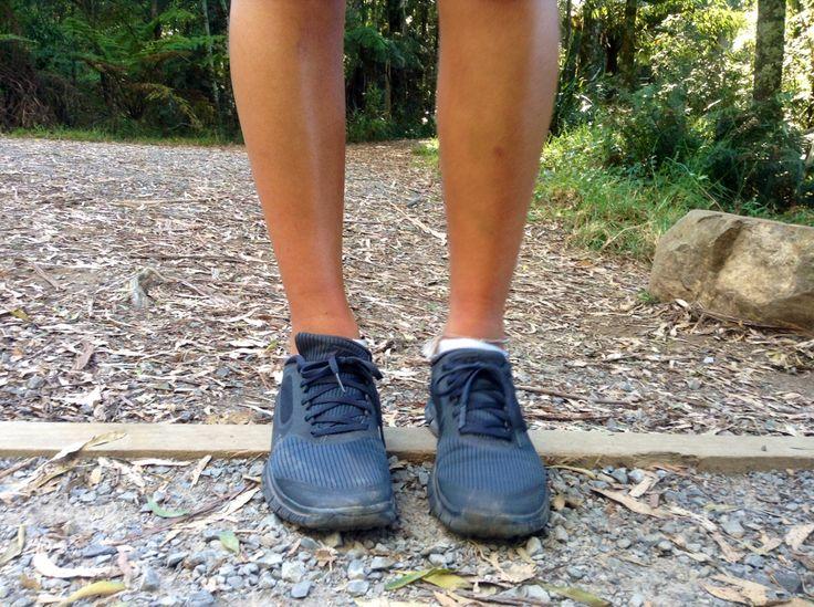 Nike ✔️ kokoda memorial trail. 1000 steps. Dandenong