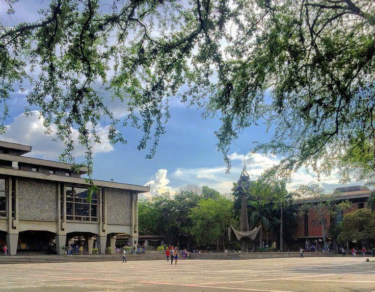 Universidad de Antioquia, Medellin, Colombia, Ciudad Universitaria, Alma Mater