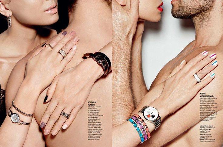Photo | Marcin Klaban Makeup Artist | Patrycja Dobrzeniecka Producer | Jacek Jankowski Model | Edyta Zajac  For Cosmopolitan