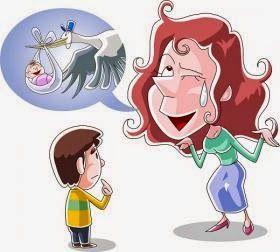 El peor momento para unos padres, es cuando su hijo le pregunta sobre el sexo. #educacion #hijos #crianza #sexo