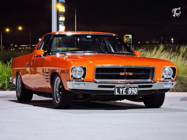 Utes For Sale Melbourne >> Holden HQ Ute | HOLDEN | Pinterest