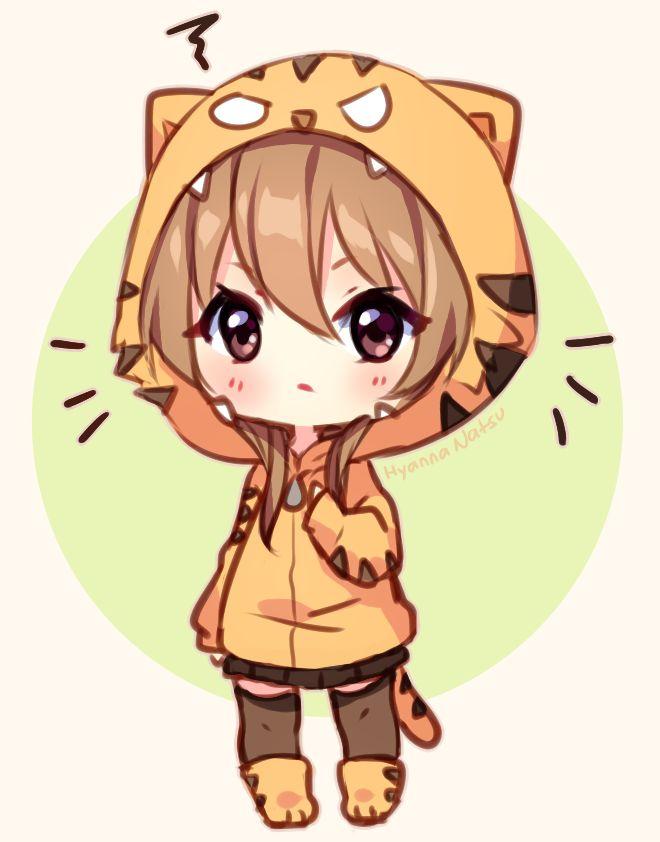 Fanart - Angry tiger by Hyanna-Natsu on DeviantArt