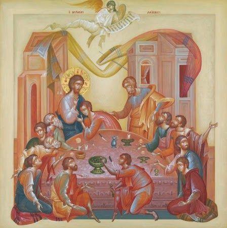 Last Supper by George Kordis