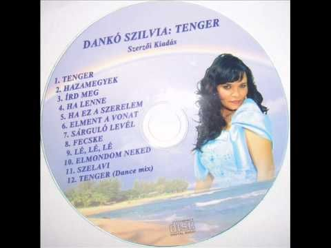 Dankó Szilvi   Tenger - YouTube