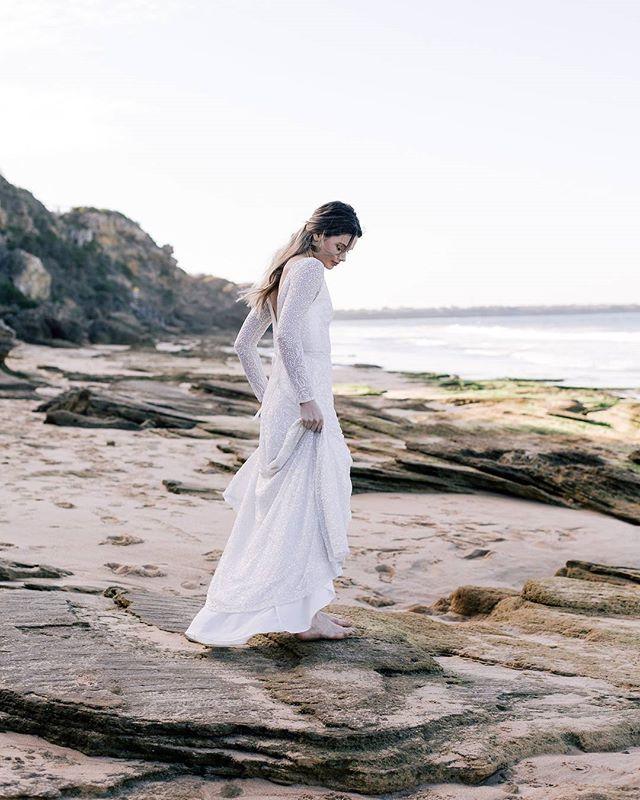 Celine I @prettyflamingophotography I Follow us @kwhbridal