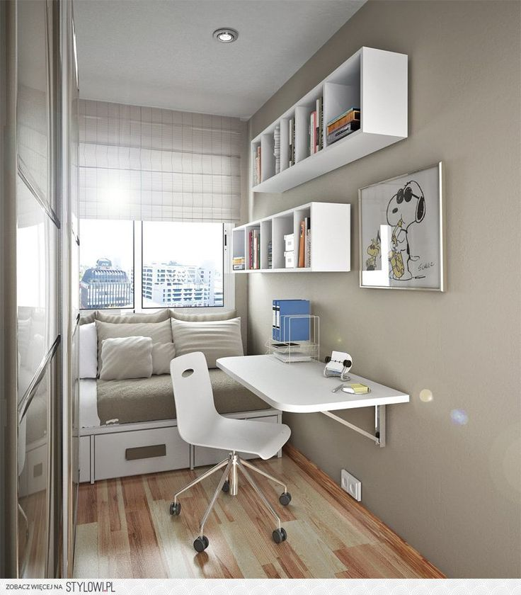 35 best Small Room images on Pinterest | Youth rooms, Bedrooms and ...