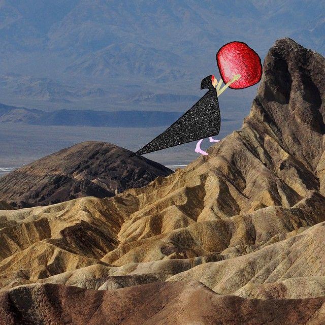 #Sisyphus was a woman. #ThePrimaryFactor #architecture1o1 Illustration: Diana Topan