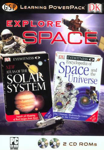 Explore Space Learning Power Pack for Windows PC