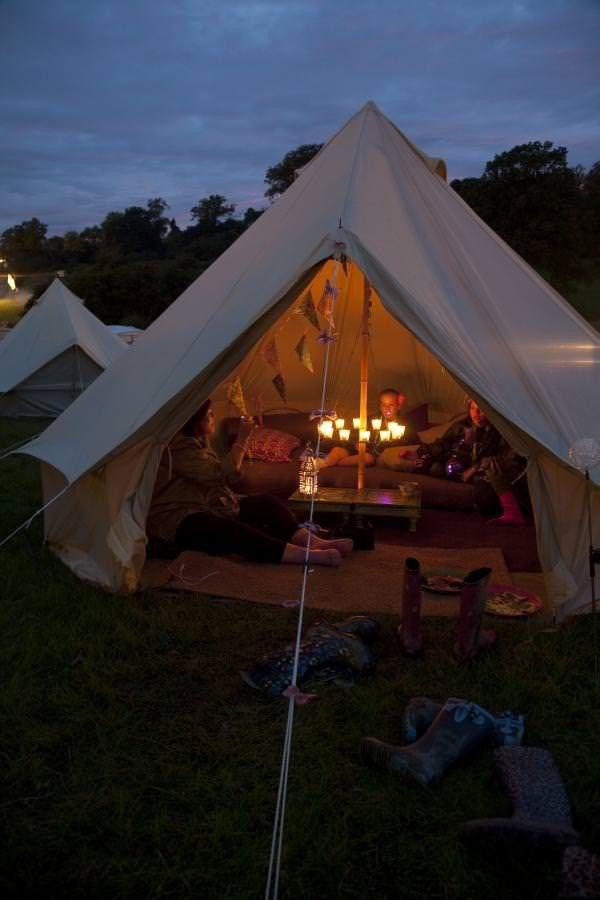 Double Tea Light Chandelier Bell Tent Interior Chandelier Lighting Bell Tent