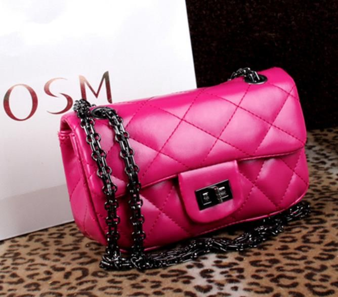 Designer de rosa festa de alta qualidade 2016 de moda feminina bolsa sac a principal femme de marque luxo