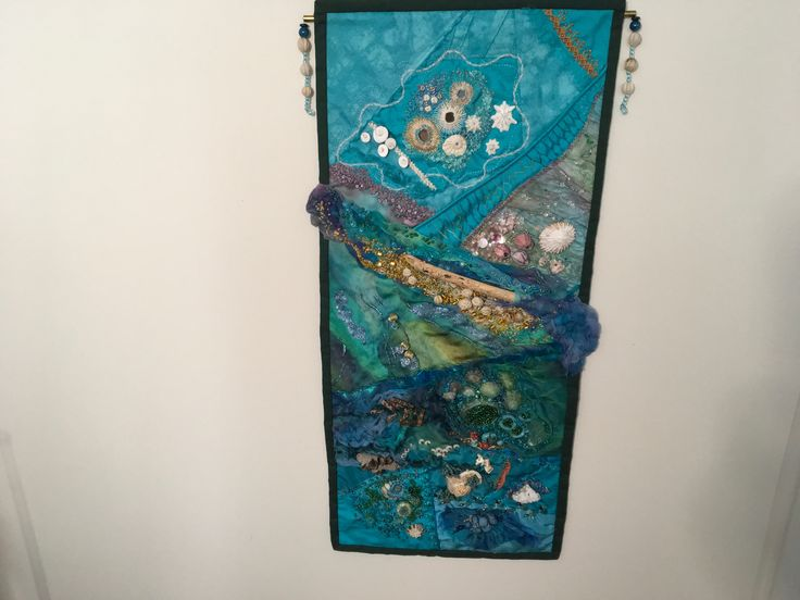 Treasures from the seashore by Margaret Roberts