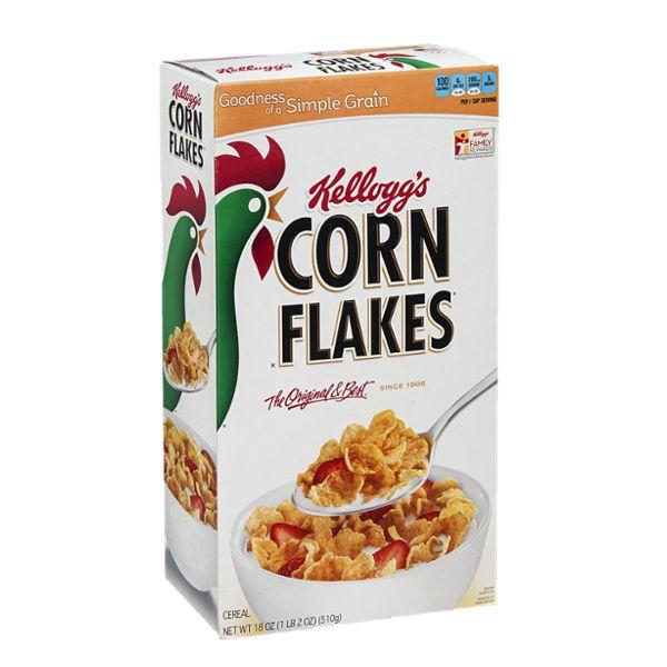 Kellogg's Cereal Corn Flakes The Original & Best