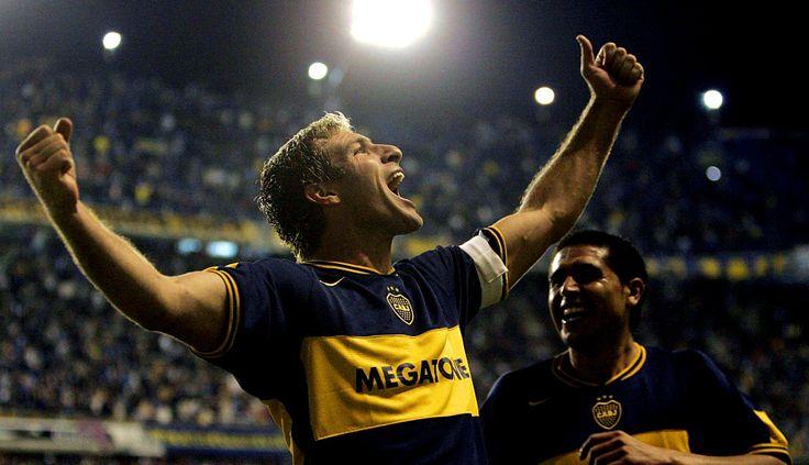 Martín Palermo, el ídolo de Boca Juniors