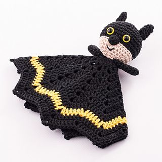 Every parent should encourage the fantasy and believes of superheroes to children. That's why the Batman snuggle is so cool for every little kid.