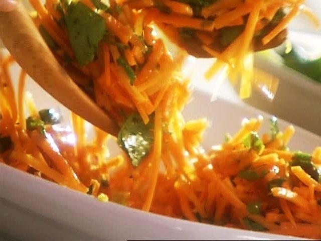 di Stasio - Salade de carottes à la coriandre