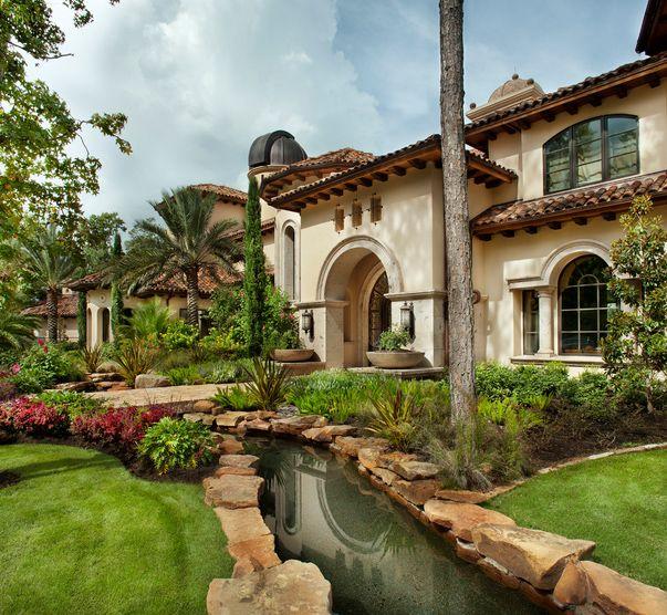 46 best mediterranean style homes images on pinterest