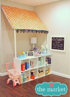 DIY : de petites marchandes pour les filles | caractériELLE