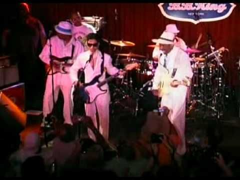 "Larry Graham & GCS with special guest ""Prince"" Live at BB Kings NY"