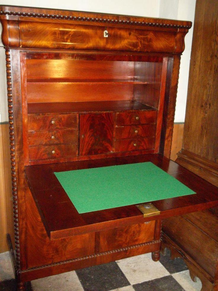 antieke mahoniehouten meubelen