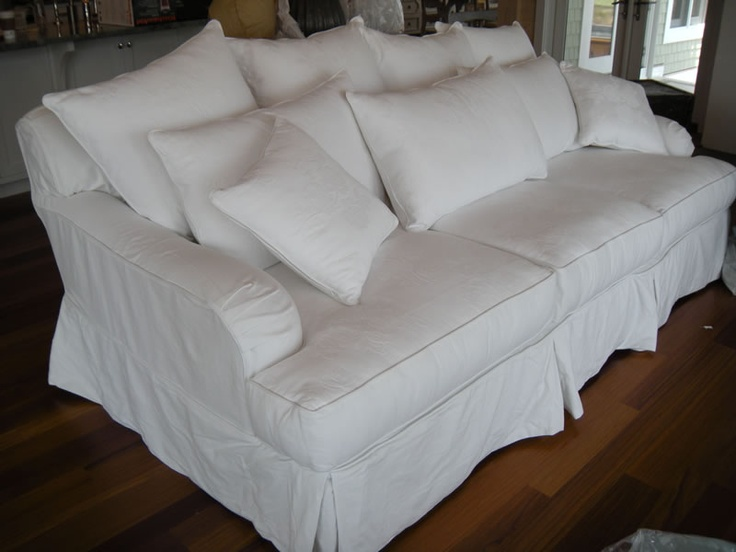 This Sofa Is As Deep As A Twin Bed! Talk About Comfortable.