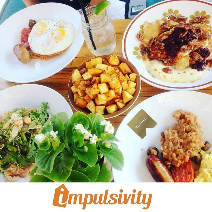 Come to @MarbenResTo and enjoy 2 Course Prix Fixe Lunch for 18.50!  Find this deal and many others on your #ImpulsivityApp.  Download it for FREE at the AppStore & Google Play.  #Toronto #ImpulsivityDeal