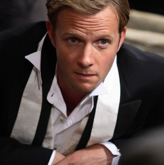 Rupert Penry-Jones. So British. So suave. And seems to always wear a suit in everything I see him in.