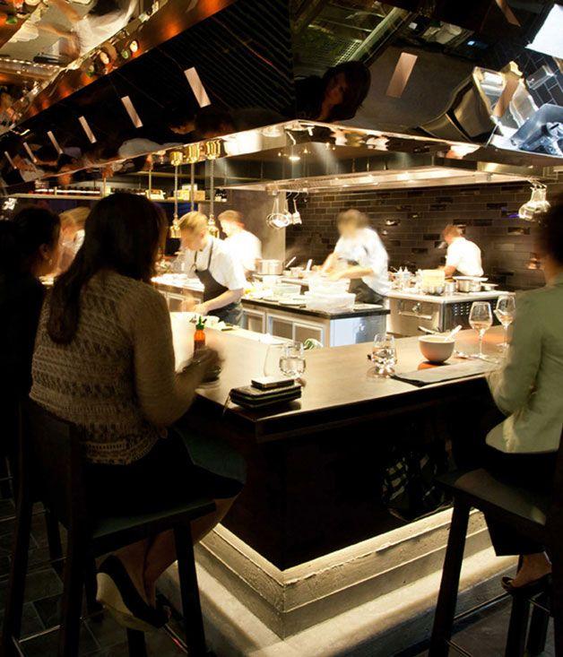 Sydney top 10 restaurants 2014 Gourmet Traveller
