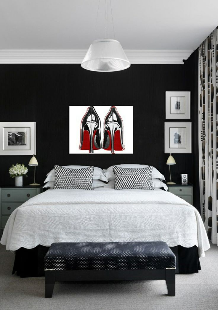 115 Best Red Images On Pinterest Red Toons Black White