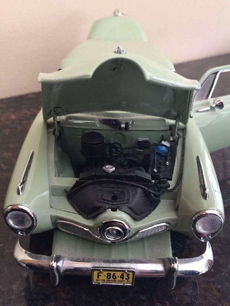 Ertl Highway 61 1 18 Diecast 1951 Studebaker Champion