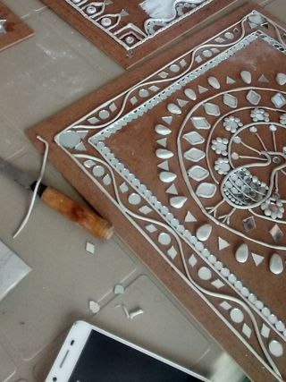 Developing the Reliefs