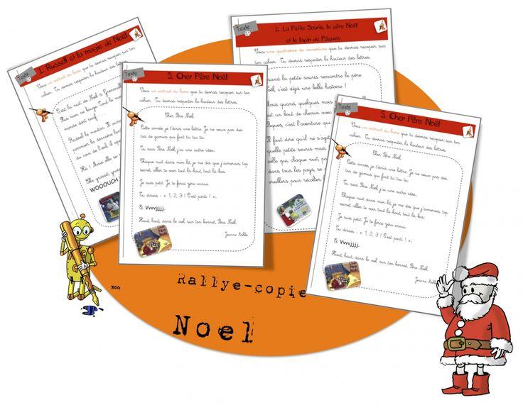 Ce1 rallye copie no l noel and bricolage - Boule de noel en anglais ...