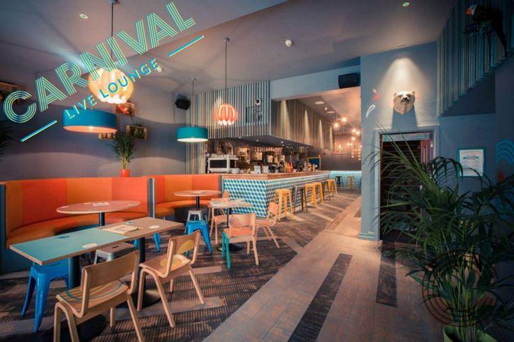 Best images about pop culture based restaurant interior