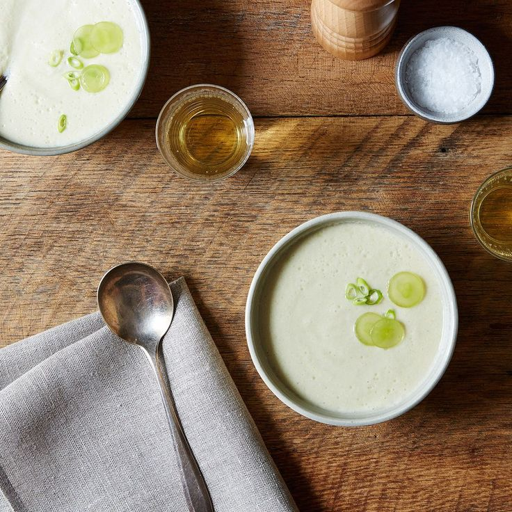 White Gazpacho recipe on Food52
