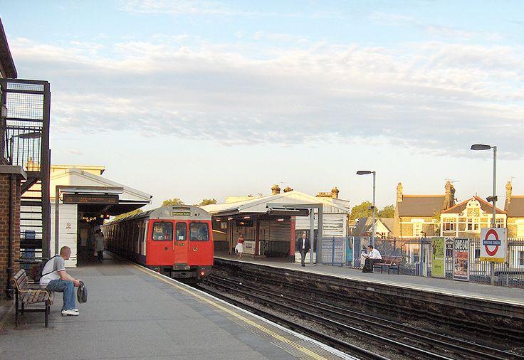 London Tube terror