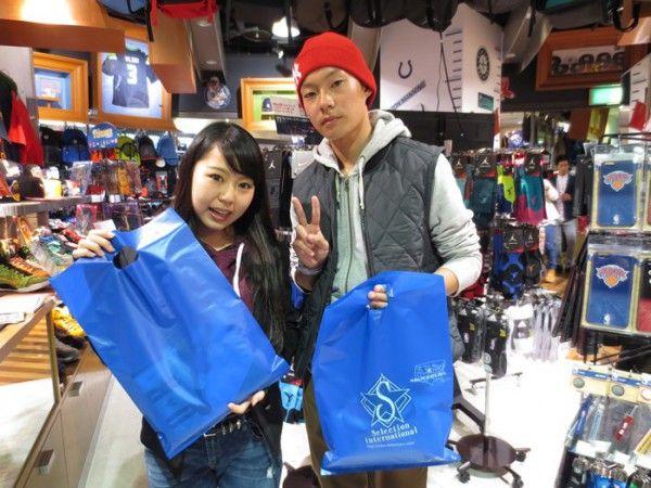 【大阪店】2015.03.18 お揃いで着るということでジョーダンのTシャツをゲットして頂きました♪羨ましいですっ!!!スナップご協力ありがとうございます~(^^♪