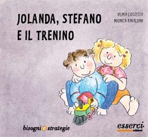 Diario di una magica avventura: Il venerdì del libro: Jolanda, Stefano e il trenino