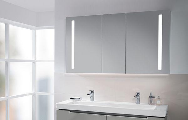 Spiegel Und Spiegelschranke Spiegelschrank Led Beleuchtung Schrank