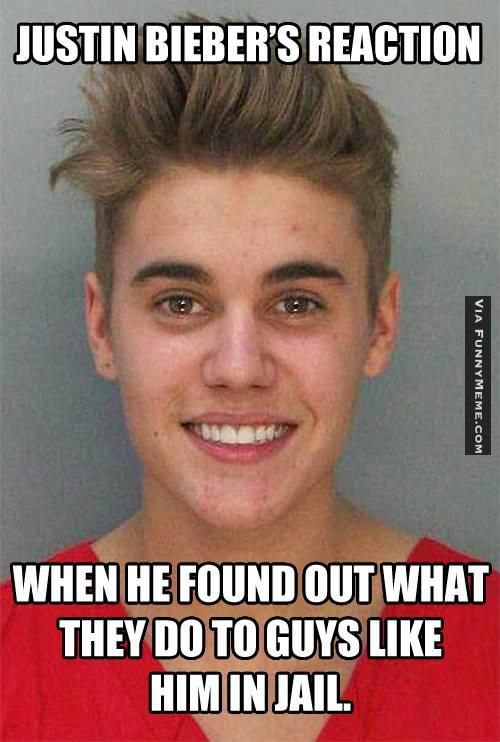 Funny Justin Bieber Memes Funny memes Jus...