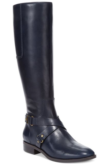 The Best Gifts We Found At The Mall — Under $150 #refinery29  http://www.refinery29.com/mall-gifts#slide24  Macy's Calves need to stay warm, too. Don't underestimate the power of a solid riding boot.