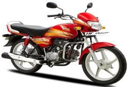 Very good mileage and comfort new Hero Motocorp HF Deluxe Drum Kick Spoke Bike in india. Get here complete details like prices and specification also online