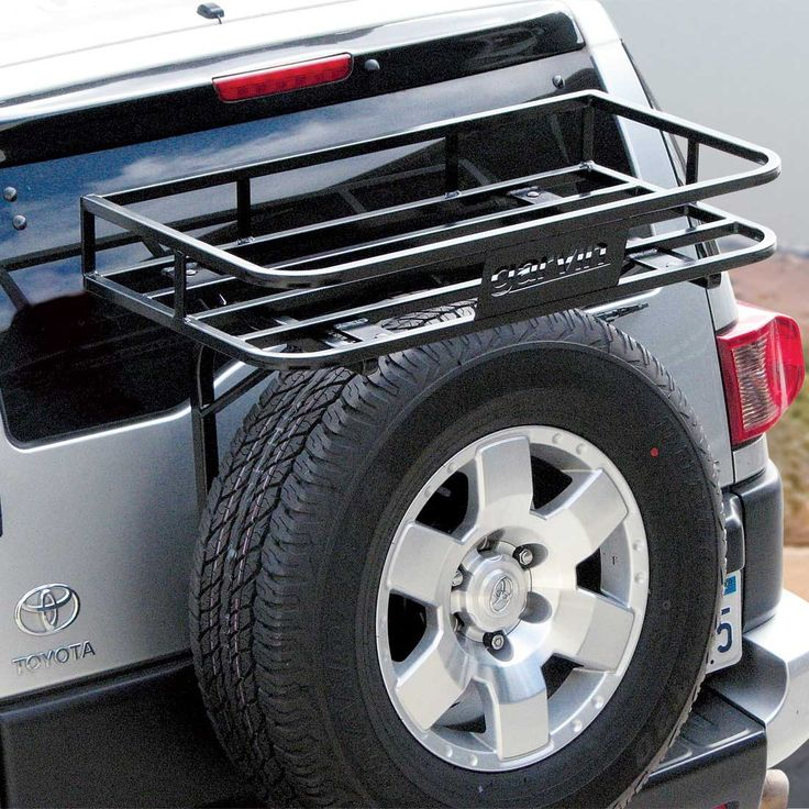 Weight Limit Of The Rear Door Spare Tire Page 3 Toyota