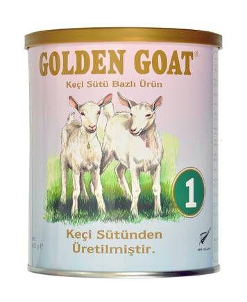 Golden Goat 1 Keçi Sütü Beslenme Ürünü