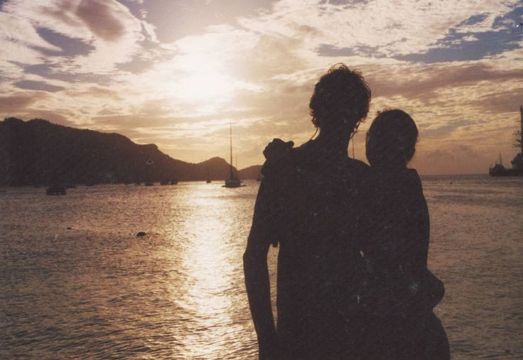 Never tired of a Caribbean sunset#sunset #captain #firstmate #whoswho #onelove #islandsmiles #sailing #caribbean #bequia #grenadines #exploring #westindieswear  Check out all of our Caribbean adventures here http://ift.tt/2iVDyrx