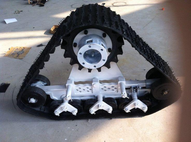 4+Wheeler+Tracks | ... track ,4 wheeler track ,ATV snow track ,ATV tracks, UTV track