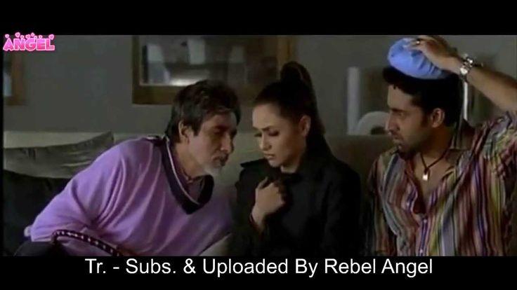 مشاهد محذوفة من فيلم #Kabhi Alvida Na Kehna مترجمة الى العربية #Rebel Angel