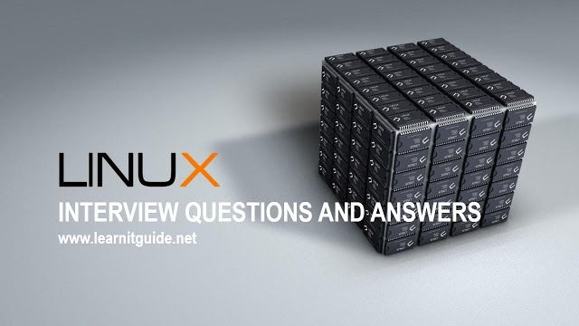 20 Linux Interview Questions and Answers for Beginners  #interview #questions #answers #linux #linuxquestions #linuxinterviews